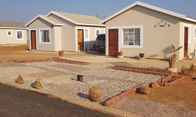 Task team set to tackle Matlosana housing challenges