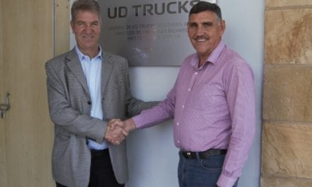 UD Trucks opens Harrismith dealership