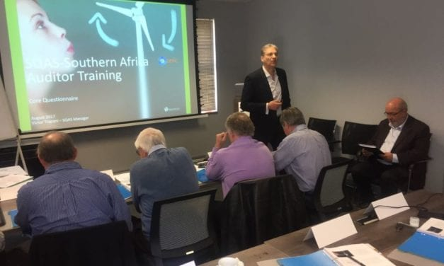 Chemical and Allied Industries' Association conducts much-needed Responsible Care training