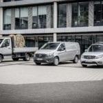 Mercedes-Benz Vans sales hit record sales