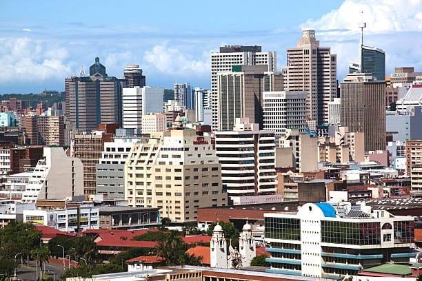 Durban CBD iStock