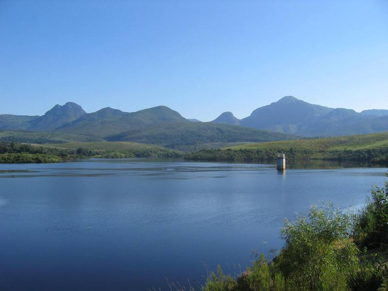 Western Cape heavy downpours to recharge dam levels