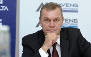 Aveng CEO resigns with immediate effect