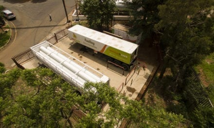 Government hospitals go green