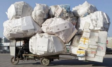 Polystyrene recycling initiative kicks off in Durban