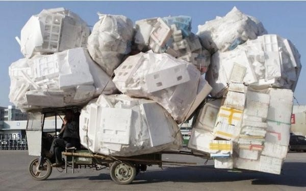Polystyrene Recycling Initiative Kicks Off In Durban