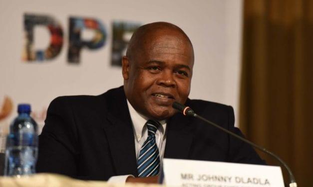 Eskom removes Johnny Dladla as interim CEO