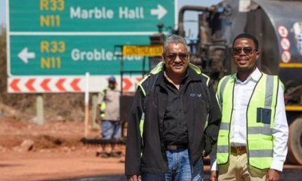 Sanral pioneers change in construction