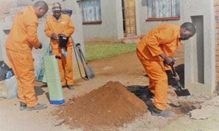 Ekurhuleni to drive down water loss by 34%