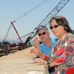 V&A Waterfront volunteers land for CT desalination plans