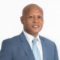 Abram Masango Suspended group executive for capital