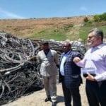 COJ seizes stolen infrastructure worth R80 million