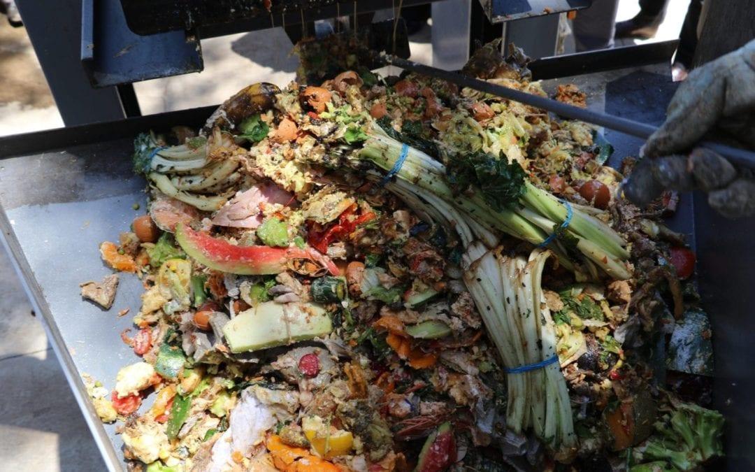 Keeping organic waste out of landfills