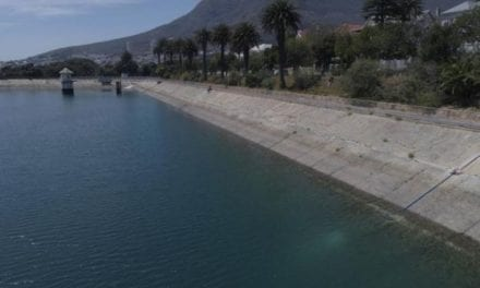 Springs project brings additional drinking water online in Cape Town