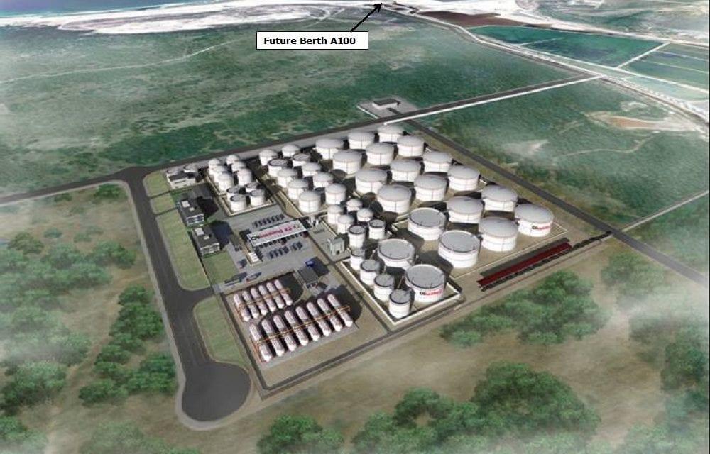 Transnet makes headway on new Ngqura liquid bulk terminal