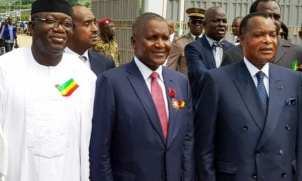 Dangote Cement commissions new Congo plant