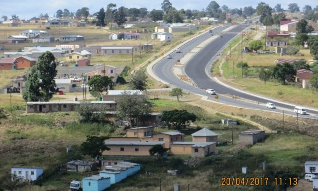 R61 road upgrade completed