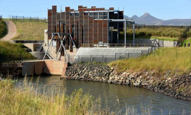 Hydropower project receives top honours for architecture