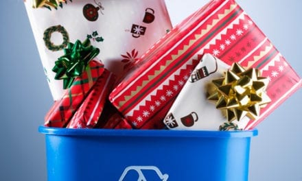 Waste-wise wisdom for the festive season