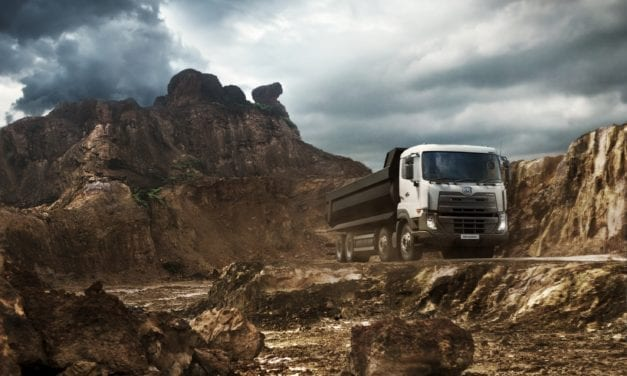 UD Trucks gaining ground