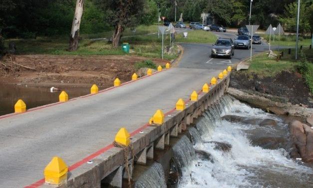 Bryanston's Belgrave Bridge project completed ahead of rainy season