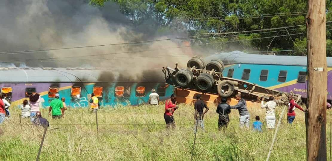 Free State rail service resumes following fatal train crash