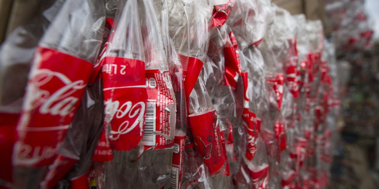 Coca-Cola sets its sights on a world without waste