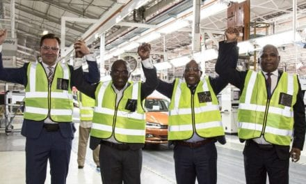 Volkswagen SA completes major investment programme