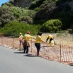 Clean-up crews help limit waste footprint at Cape sporting events