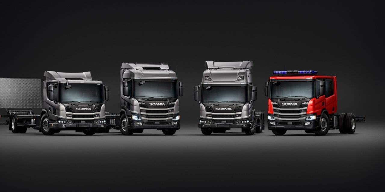 Scania Urban: Future oriented trucks