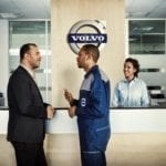 Volvo trucks retains top spot for sales, service and parts