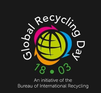 The countdown to Global Recycling Day begins