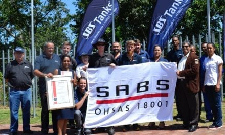 SBS Tanks secures another OSH certification