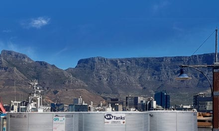 Partnering for Cape desalination success
