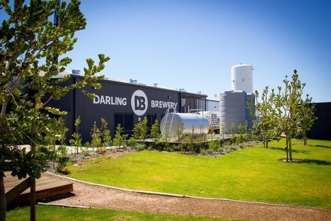 Introducing Africa's first carbon neutral brewery