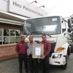 KZN based Hino dealership wins big