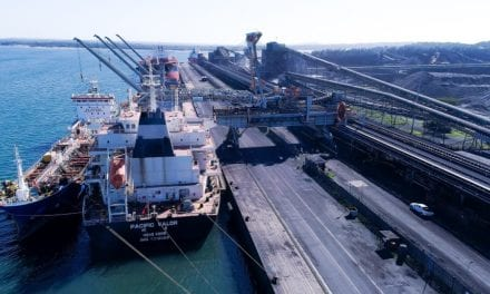 SA's first coastal bunker barge in operation at Port of Richards Bay