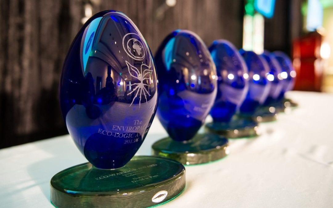 Eco-Logic 2018 finalists announced