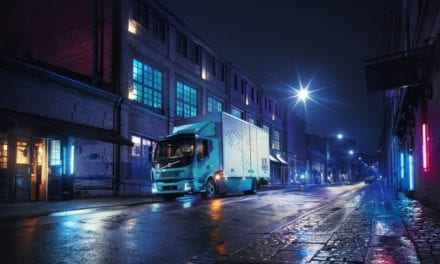 Volvo debuts first all-electric truck