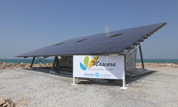 Partnership brings first solar powered desalination plant to SA