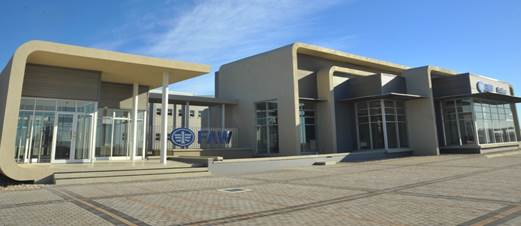 FAW becomes SA's second biggest truck exporter