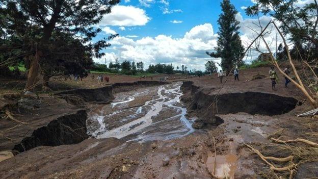 "Burst Patel dam was ""built illegally"" – Kenyan authorities"