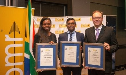 SMEC South Africa leaves a lasting impression on peers