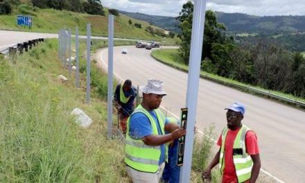Fences erected on KZN's busy freeways