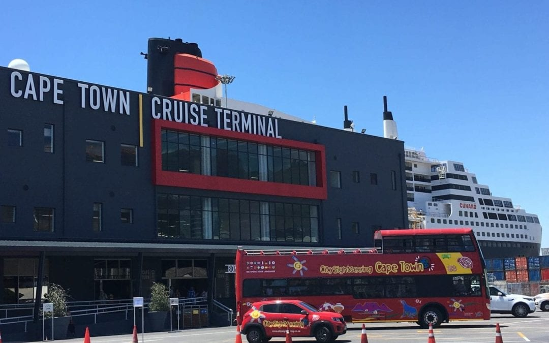 SA cruise ports up for World Travel Awards