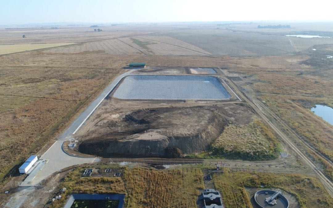 New Devon Waste Disposal Facility recently completed