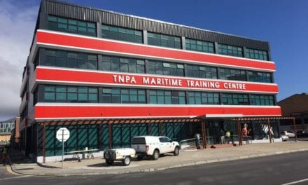Operation Phakisa training centre completed in Cape Town