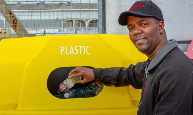 Isuzu joins the fight against plastic pollution