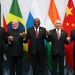 Chinese funding of African infrastructure projects trebles