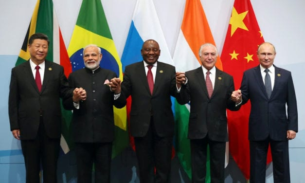 BRICS Summit: Ministers sign MoU for environmental cooperation